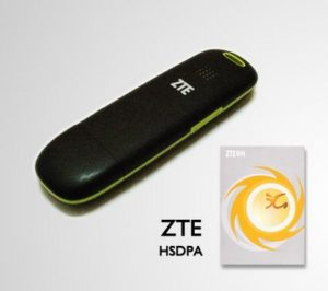 Modem ZTE MF627 ZTE MF628 Internet Key / Broadband