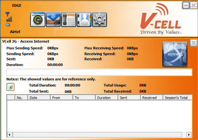 V Cell - BSNL Teracom LW272/LW273 Unlock Software Free Download