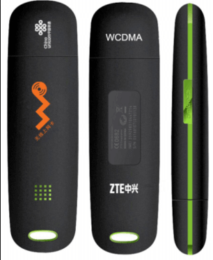 ZTE MF637 modem dongle