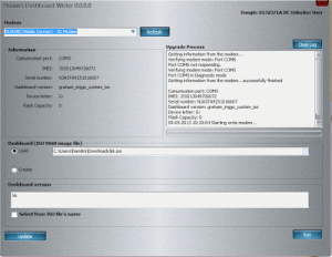 Download Huawei Dashboard Writer 0.0.0.8 beta version of DC Unlocker