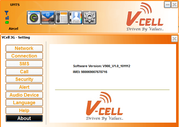 BSNL 3G LW272 Software