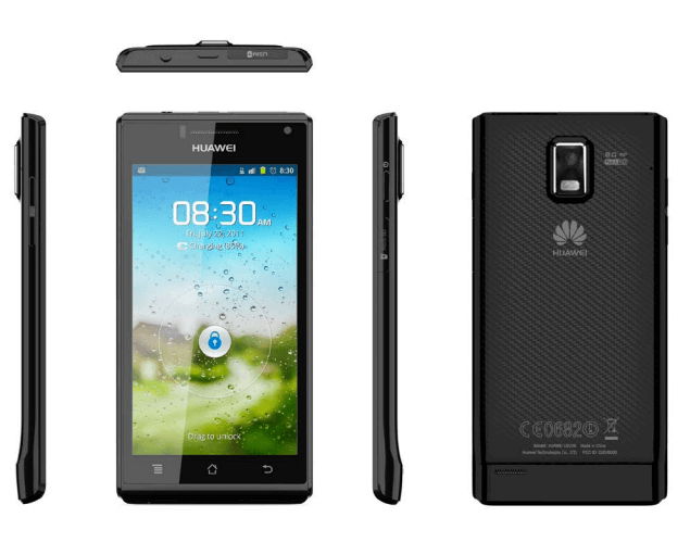Appearance of Huawei 9200