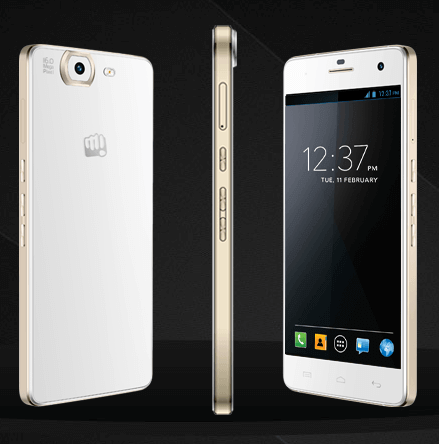 Micromax Canvas Knight A350 3G Smart Phone