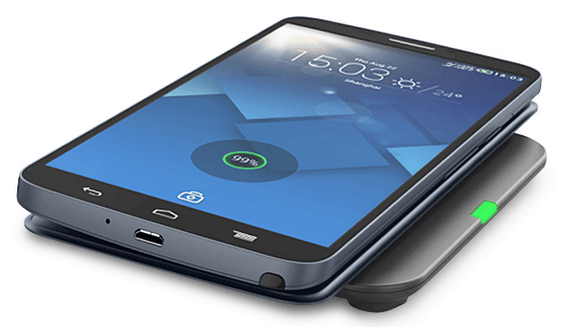 Alcatel Onetouch Hero Android Smartphone - Wireless Charger