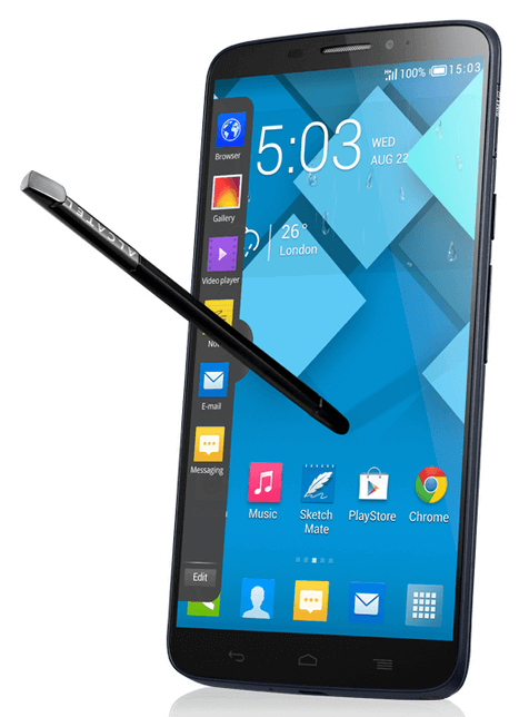Alcatel Onetouch Hero Android Smartphone