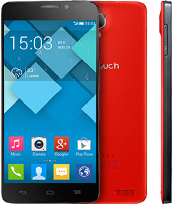 Alcatel Onetouch Idol X 6040D Smartphone