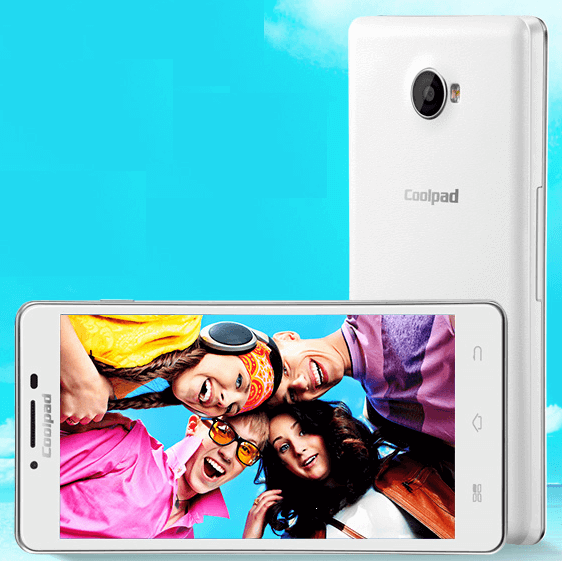 Coolpad K1 4G LTE Smartphone King arrived with DUAL SIM 8MP Camera