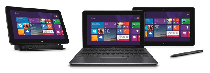 Dell Venue 11 Pro Windows 8.1 Features Tablet