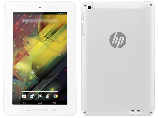 HP 7 Plus Android Tablet