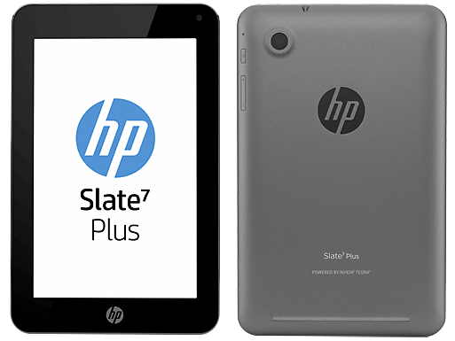 HP Slate 7 Plus Android Tablet