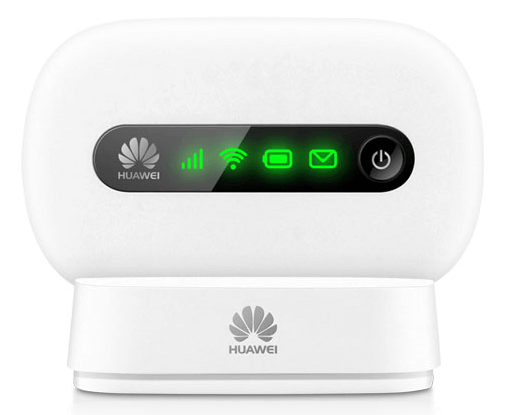 Huawei E5220 Mobile WiFi Router
