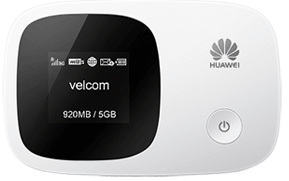 Huawei E5336 3G Mobile WiFi Router of Etisalat Egypt