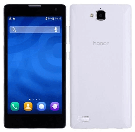Huawei Honor 3C 4G phone