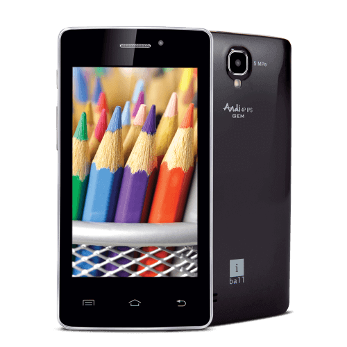 Iball Andi4 IPS GEM Androi Smartphone