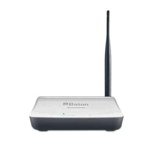 Iball Baton iB-WRB150N 150M Wireless-N Broadband Router