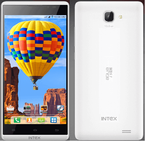 Intex Aqua i5 HD Smartphone