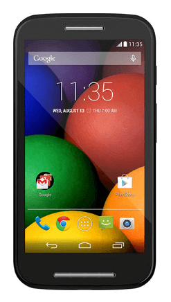 Motorola Moto E Android Smart Phone