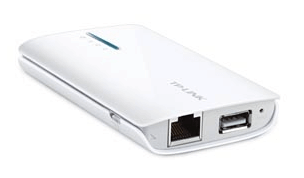 TP-Link TL-MR3040 Router USB