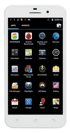 Wickedleak Wammy Neo 5'0 HD Smartphone