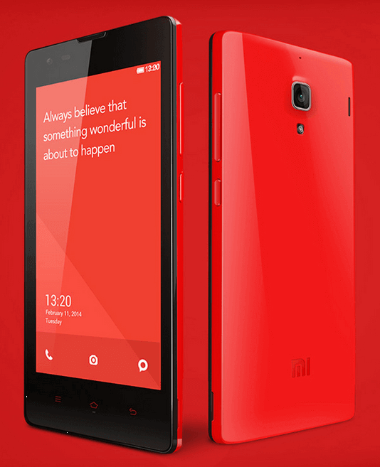 Xiaomi Redmi Android Smart Phone