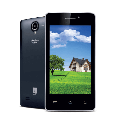 iBall Andi 4 IPS Tiger Android Smartphone