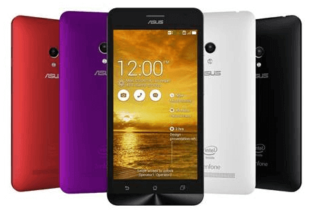 Asus Zenfone 5 - Android Smartphone in India