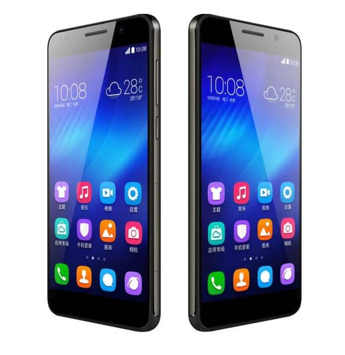 Huawei Honor 6 KitKat Smartphone With 4G LTE