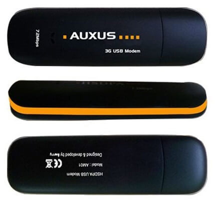 Iberry Auxus AM01 Data Card