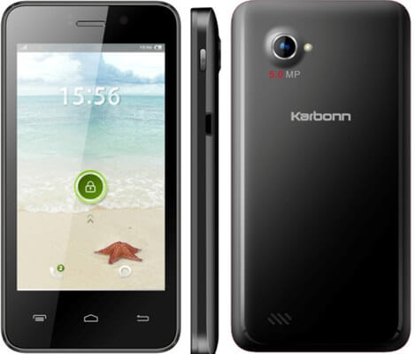 Karbonn A99i Dual Sim Android Smartphone
