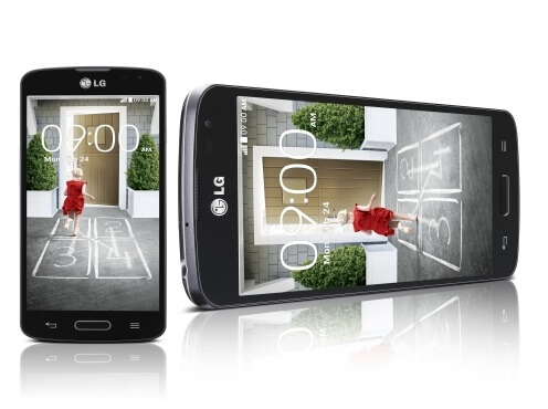 LG F70 with 4G LTE Connectivity Kitkat Smartphone