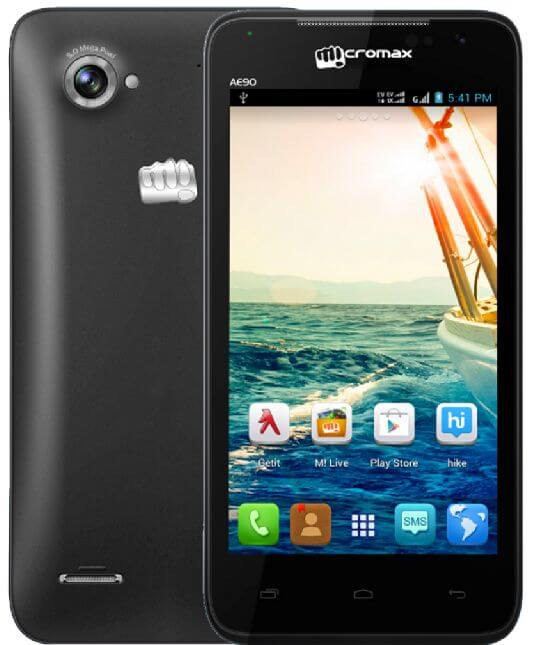 Micromax Canvas Duet AE90 Android Smartphone