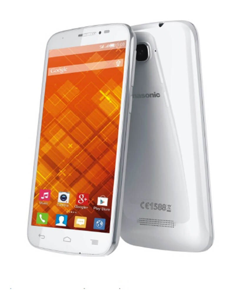 Panasonic P31 Android Smartphone with Quad Core SoC