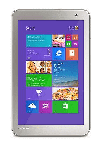 Toshiba Encore 2 8-inch Windows 8.1 Tablet