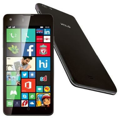 Xolo Q900s Windows 8.1 Smartphone