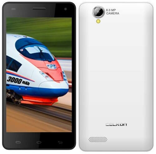Celkon Millenium Power Q3000 KitKat Smartphone in India