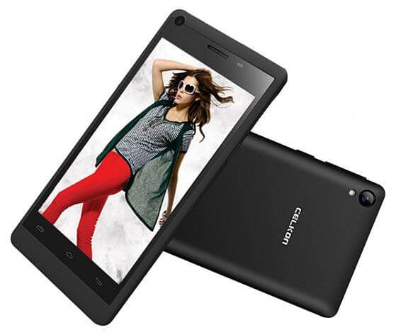 Celkon Millennium Vogue Q455 With Android 4.4 KitKat in India