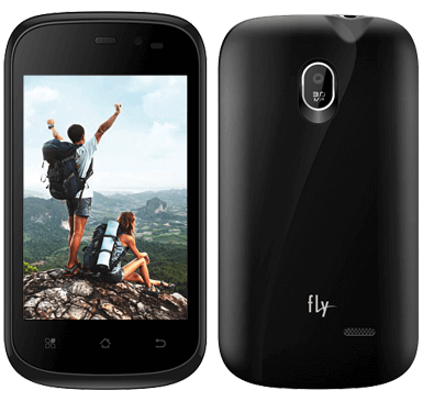 Fly F351 Gingerbread Android Smartphone in India