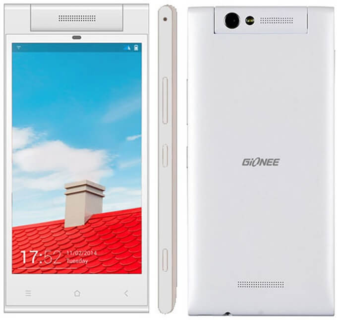 Gionee Elife E7 Mini Android Smartphone in India
