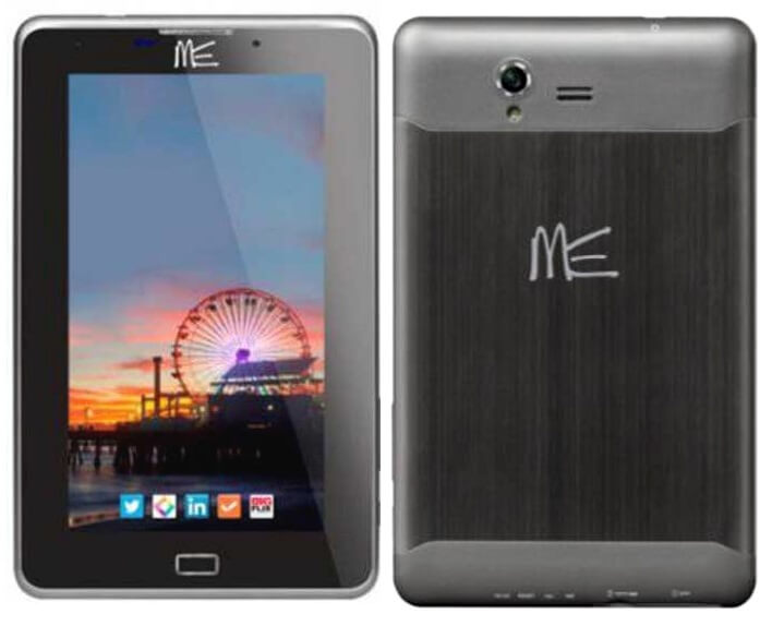 HCL ME Tablet Connect 2G (V1)