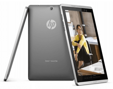 HP Slate 7 VoiceTab Ultra Tablet in Singapore