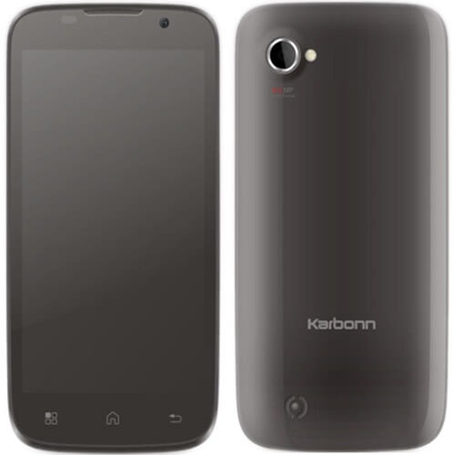 Karbonn A29 Android Smartphone in India