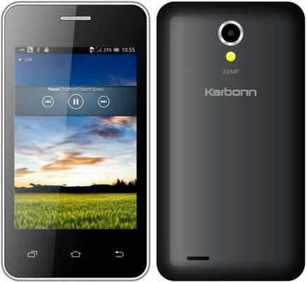 Karbonn Smart A50s Android Smartphone in India