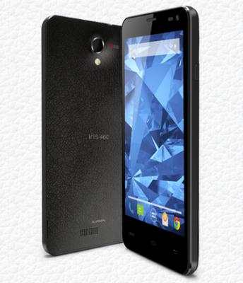Lava Iris 460 With Android 4.4.2 KitKat and OGS Diplay