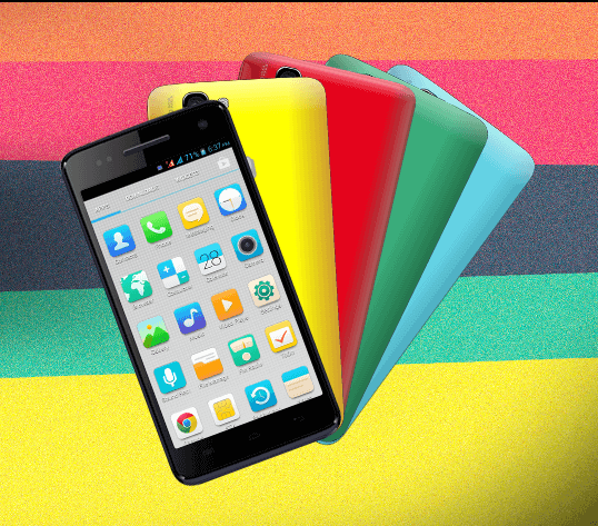 Micromax Canvas 2 Colors A120 Android Smartphone