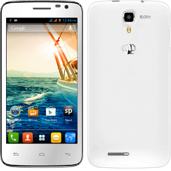 Micromax Canvas Juice A77 Listed Online in India