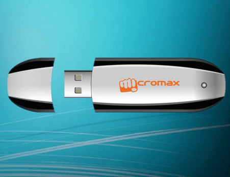 Micromax MMX350C CDMA USB Data Card in India