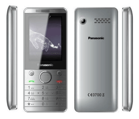 Panasonic GD21 Phone in India
