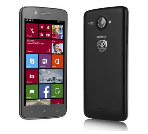 Prestigio MultiPhone 8500 DUO Official in Russia