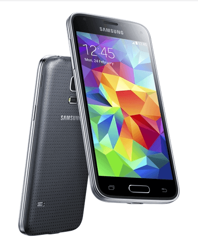 Samsung Galaxy S5 mini Launched With Fingerprint and Heart Rate Sensor