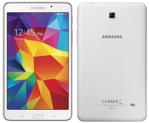 Samsung Galaxy Tab 4 (SM-T230NZWAXAR) 7 Inches Tablet